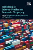 Cover Handbook of Industry Studies and Economic Geography