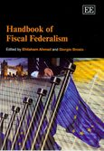 Cover Handbook of Fiscal Federalism