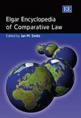 Cover Elgar Encyclopedia of Comparative Law