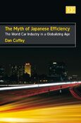 Cover The Myth of Japanese Efficiency
