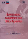 Cover Governments, Competition and Utility Regulation