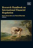 Cover Research Handbook on International Financial Regulation
