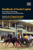 Cover Handbook of Social Capital