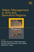 Cover Water Management in Arid and Semi-Arid Regions