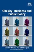 Cover Obesity, Business and Public Policy