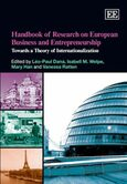 Cover Handbook of Research on European Business and Entrepreneurship