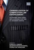 Criminalization of Competition Law Enforcement