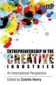 Cover Entrepreneurship in the Creative Industries