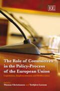Cover The Role of Committees in the Policy-Process of the European Union