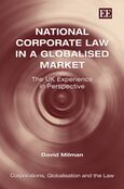 Cover National Corporate Law in a Globalised Market