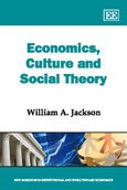 Cover Economics, Culture and Social Theory