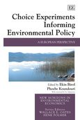 Cover Choice Experiments Informing Environmental Policy