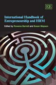 International Handbook of Entrepreneurship and HRM