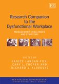 Cover Research Companion to the Dysfunctional Workplace