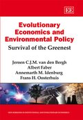 Cover Evolutionary Economics and Environmental Policy