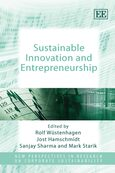 Cover Sustainable Innovation and Entrepreneurship