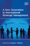 Cover A New Generation in International Strategic Management