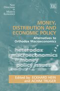 Cover Money, Distribution and Economic Policy