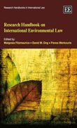 Research Handbook on International Environmental Law