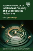 Cover Research Handbook on Intellectual Property and Geographical Indications