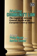 Cover Making Community Law