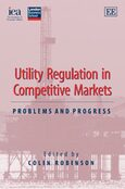 Utility Regulation in Competitive Markets