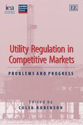 Cover Utility Regulation in Competitive Markets
