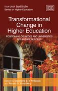 Cover Transformational Change in Higher Education