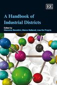 Cover A Handbook of Industrial Districts
