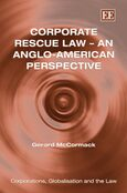 Cover Corporate Rescue Law – An Anglo-American Perspective