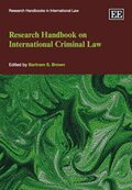 Cover Research Handbook on International Criminal Law