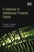 Cover A Defense of Intellectual Property Rights