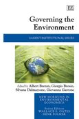 Cover Governing the Environment