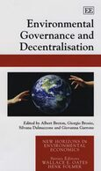 Cover Environmental Governance and Decentralisation
