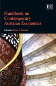 Cover Handbook on Contemporary Austrian Economics