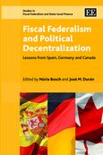 Cover Fiscal Federalism and Political Decentralization