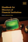 Cover Handbook for Directors of Financial Institutions