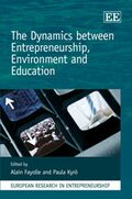Cover The Dynamics between Entrepreneurship, Environment and Education