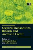 Cover Secured Transactions Reform and Access to Credit