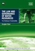Cover The Law and Governance of Water Resources