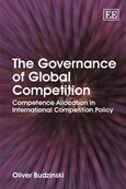 Cover The Governance of Global Competition