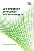 Cover EU Competition Enforcement and Human Rights