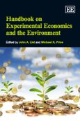 Cover Handbook on Experimental Economics and the Environment