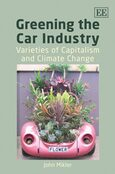 Cover Greening the Car Industry