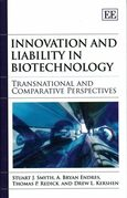 Cover Innovation and Liability in Biotechnology