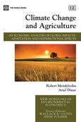 Cover Handbook on Climate Change and Agriculture