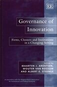 Cover Governance of Innovation