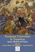 Cover European Universities in Transition