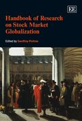 Cover Handbook of Research on Stock Market Globalization