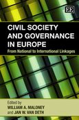 Cover Civil Society and Governance in Europe